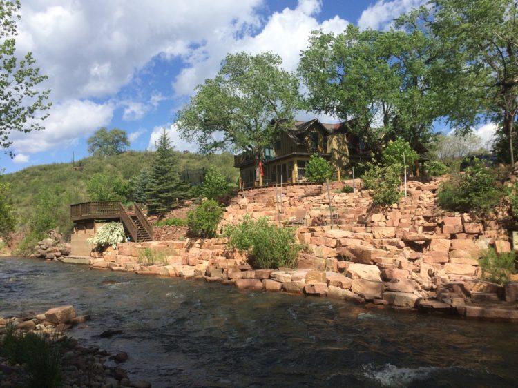 Saint Vrain River Restoration